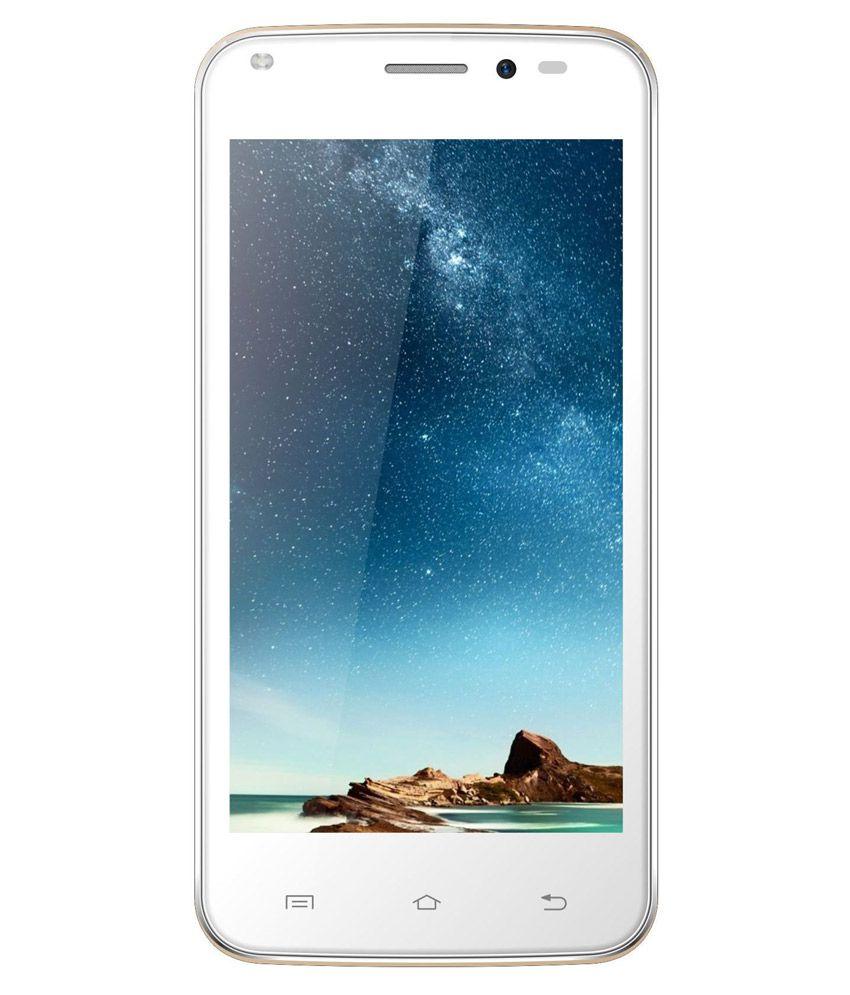 Intex Aqua Q1 Plus Dual Sim 8GB 8GB White