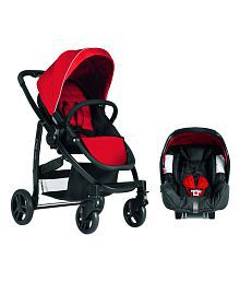 Graco Evo Red Travel Strollers for Kids