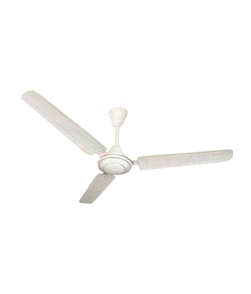Crompton Greaves Brizair 3 Blade 1200 Mm Ceiling Fan White