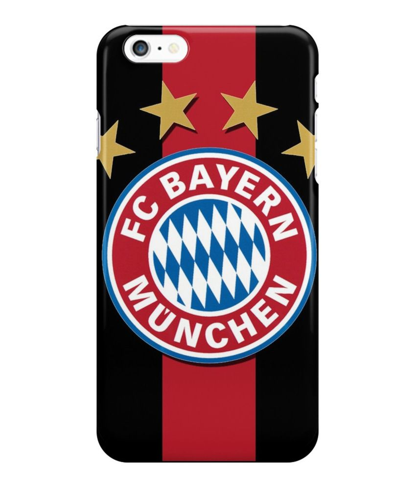 on sale a2880 f1381 FC Bayern Munich hard plastic back case Printed Covers by ...