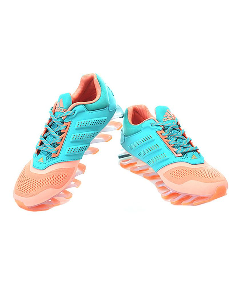 Feets Adidas Spring Blade Sports Shoes