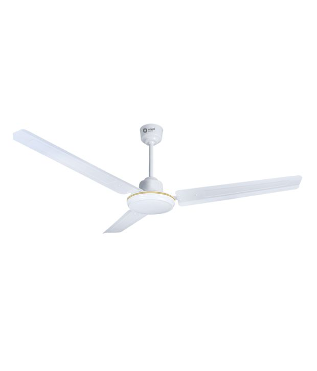 Orient 48 inch new air ceiling fan white price in india buy orient orient 48 inch new air ceiling fan white aloadofball Image collections
