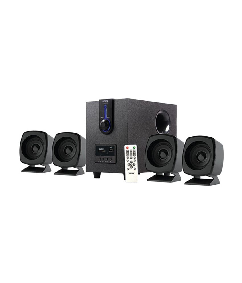 Intex IT-2616 SUF OS 4.1 Home Theatre System