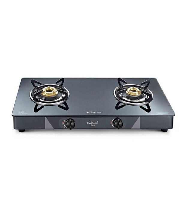 Sunflame-Euro-2-Burner-Gas-Cooktop