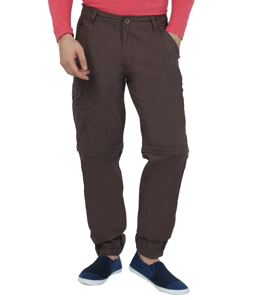 Ld Active Green Cotton Pyjama Trousers