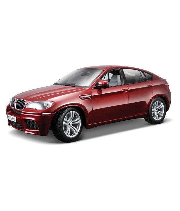 Bmw X6m Review: Buy Bburago BMW X6 M Online At Low