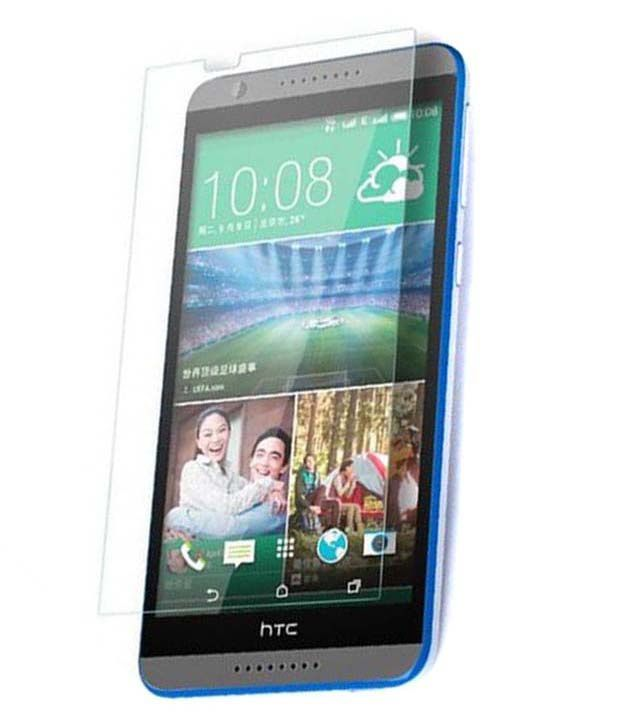 Vps Premium Tempered Glass Screen Protector for Htc Desire 820