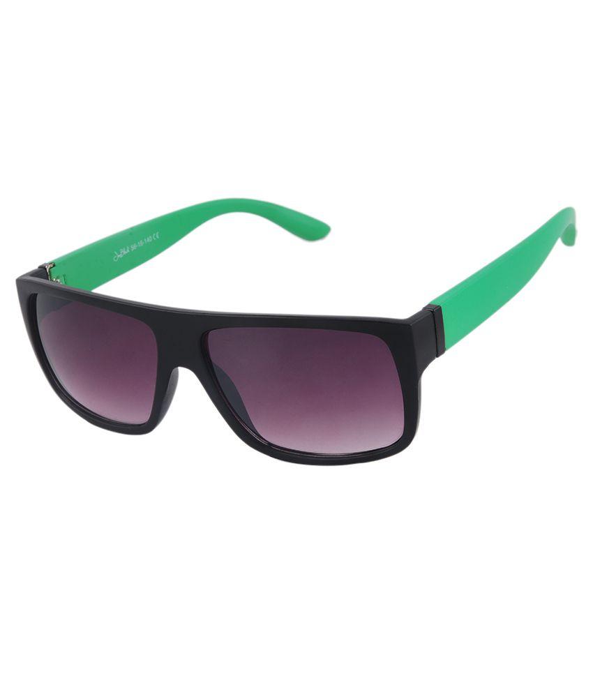Joe Black JB-492-C5 Medium Men Rectangle Sunglasses