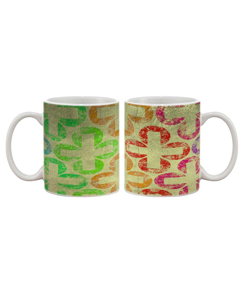 Artifa Abstract Design Coffee Mug Buy Online At Best Price In India Snapdeal