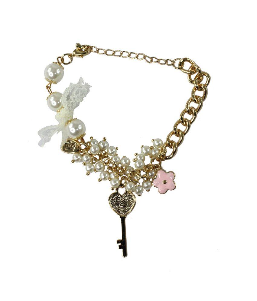 BGS Multi Charm Bracelet