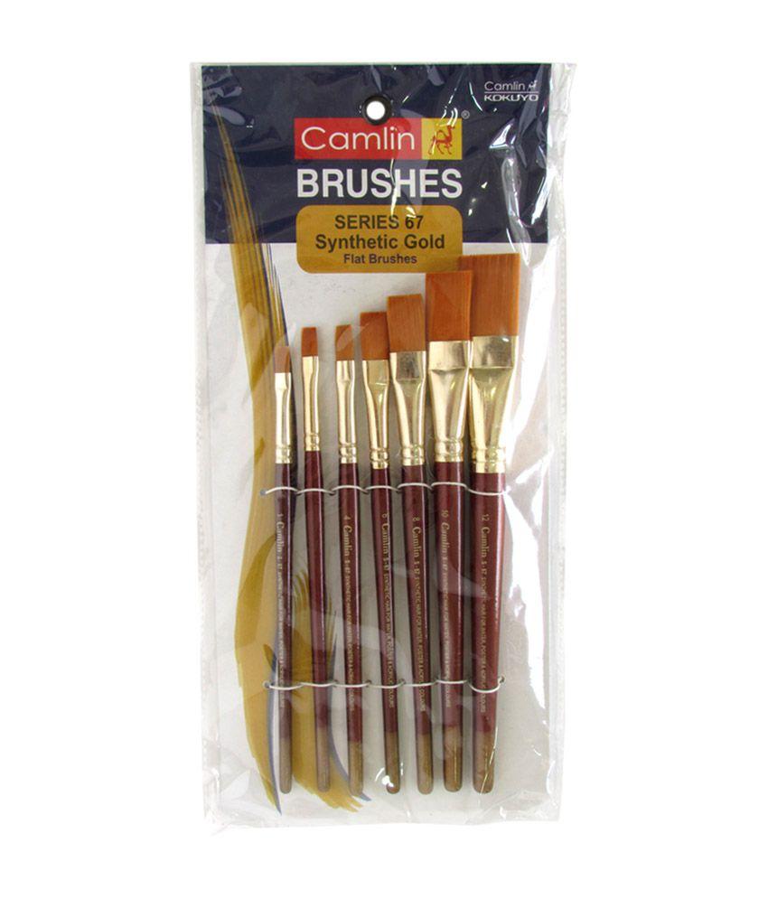 Camlin Paint Brush Price