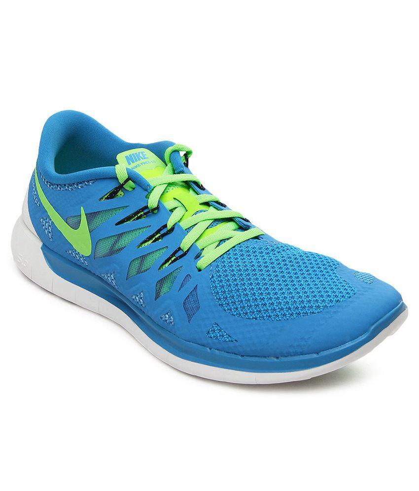 Nike Free 5.0 scarpe blu Sport scarpe 5.0 Buy Nike Free 5.0 blu Sport scarpe   4e540b