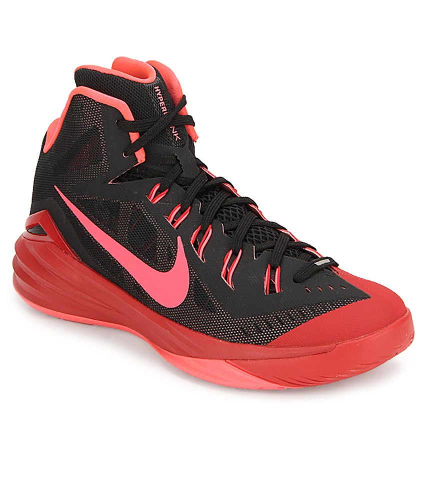 Nike Hyperdunk 2014 Black Sport Shoes - Buy Nike Hyperdunk 2014 Black Sport  Shoes Online at Best Prices in India on Snapdeal 6bab0bc14f