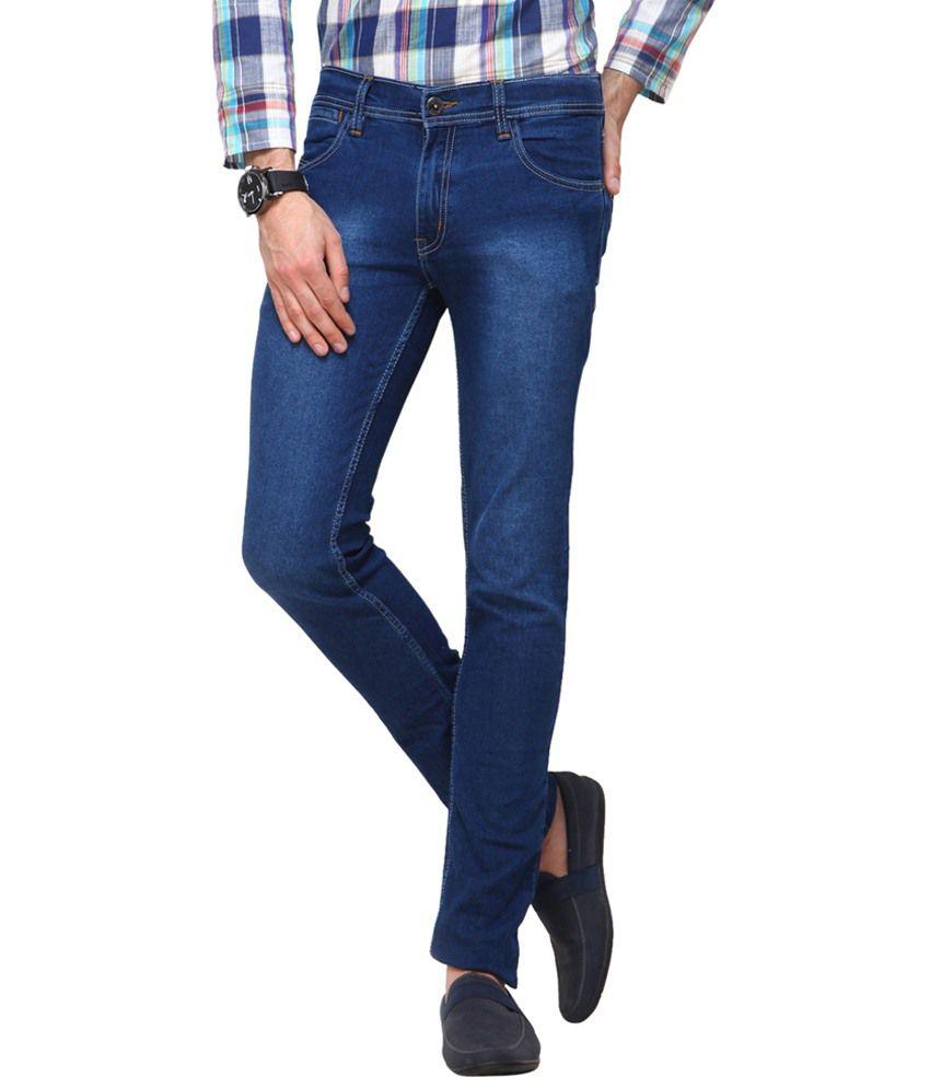 Yepme Aldes Stunning Blue Jeans