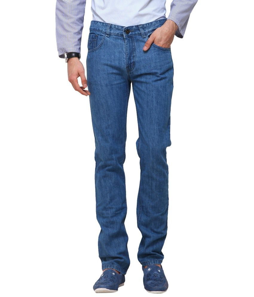 Yepme Peter Stylish Blue Jeans