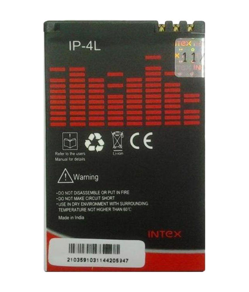 Intex-Bp4l-Battery-For-Nokia-E71-(1500-Mah)