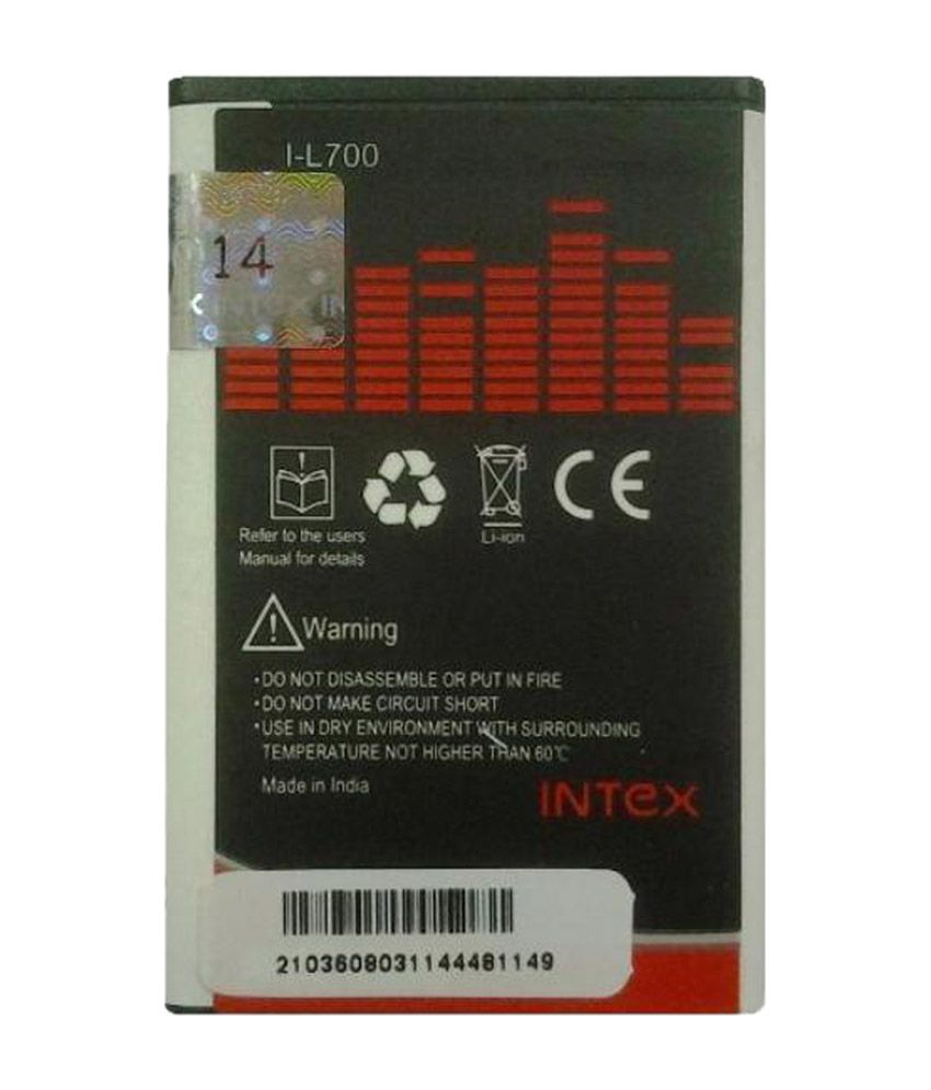 Intex L700 Battery For Samsung Corby, S3653, B5310 (900 Mah)