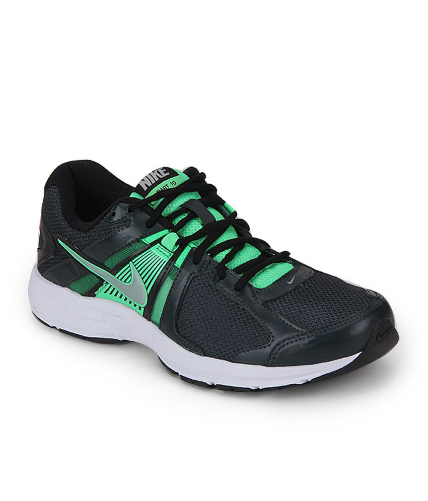 eda280235c2b7 Nike Dart 10 Msl Black Running Shoes Art NSDL518643811 - Buy Nike Dart 10  Msl Black Running Shoes Art NSDL518643811 Online at Best Prices in India on  ...