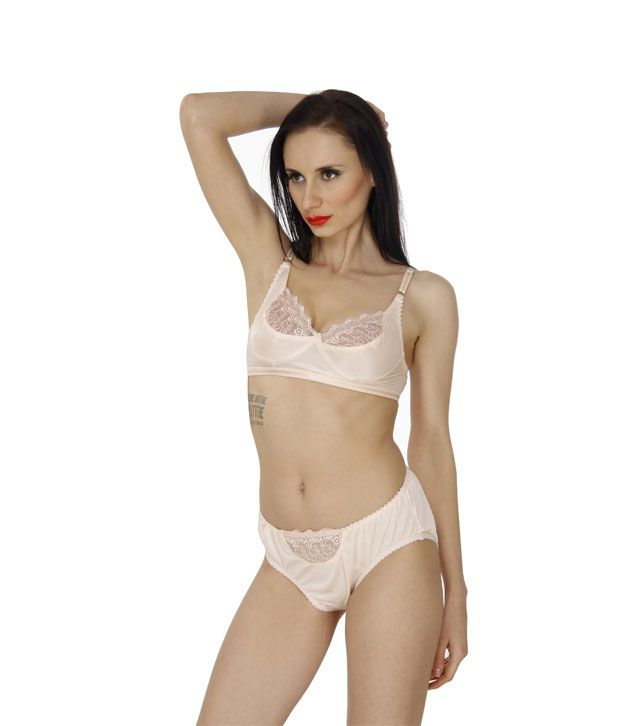 0fe603135ffe2 Buy SK Dreams Multi Color Cotton Bra & Panty Sets Pack of 3 Online at Best  Prices in India - Snapdeal