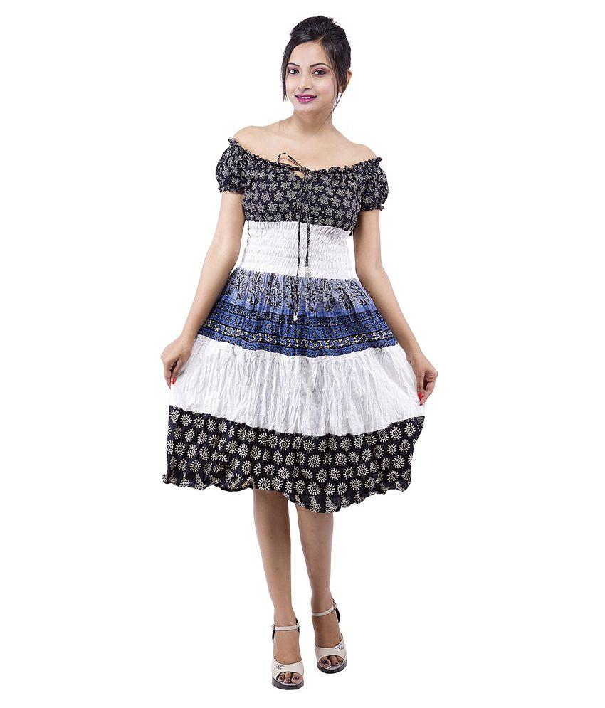 Indi Bargain Cotton Dresses