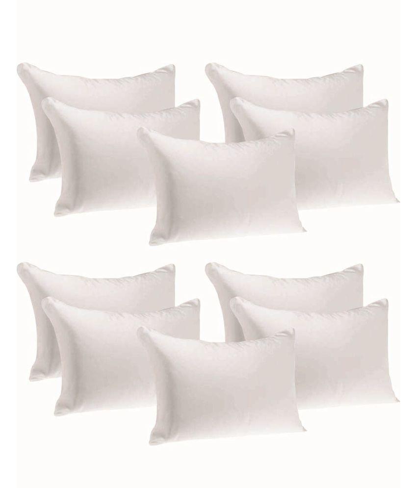 JDX Hollow Fibre VERY Soft Pillow (combo of 10) - 44x72
