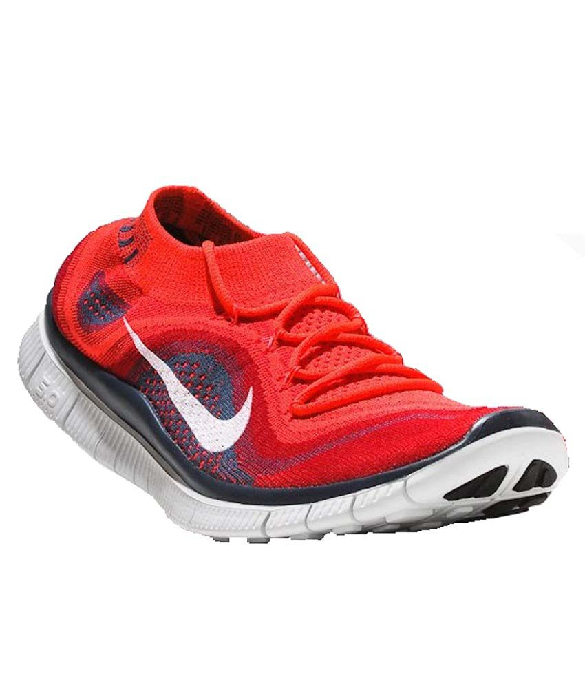 Airmax Red Lace Running Sport Shoes
