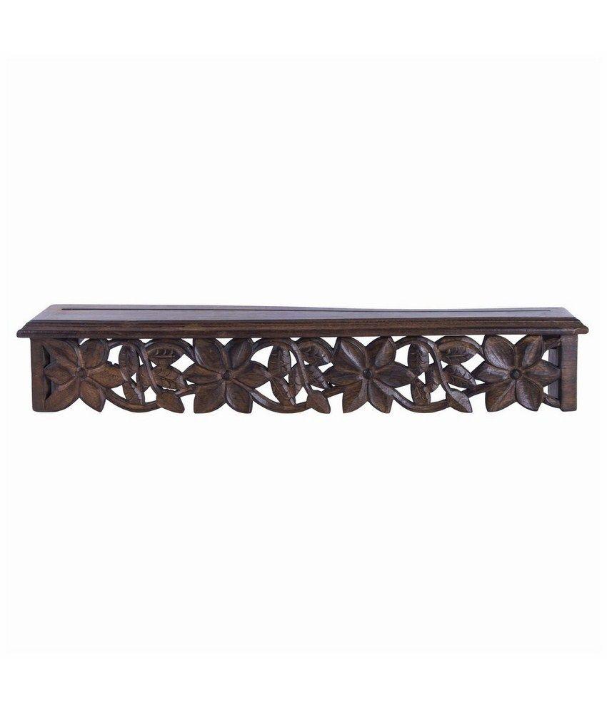 Craft Art India Handmade Wall Decorative / Hanging / Mounting Wooden Floating Shelf/ Wall Shelf / Storage Shelf/ Decoration Shelf / Shelves / Rack / Racks