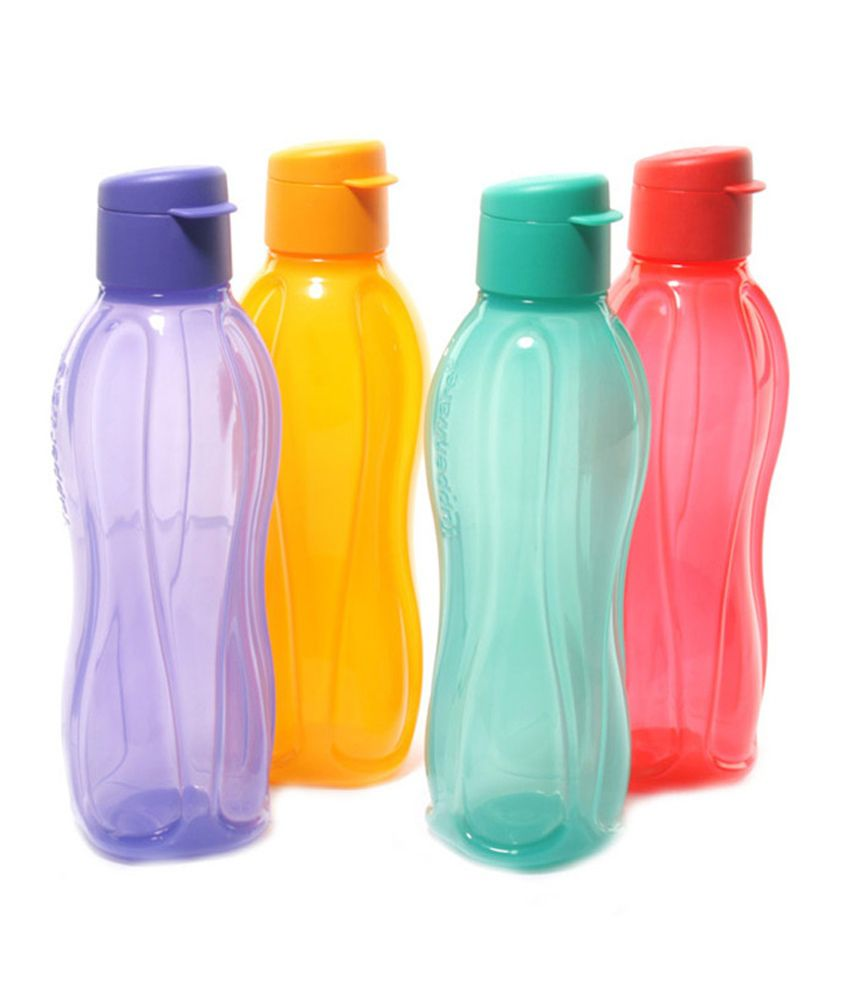 Tupperware Aqua Safe Fliptop Bottel 750ml