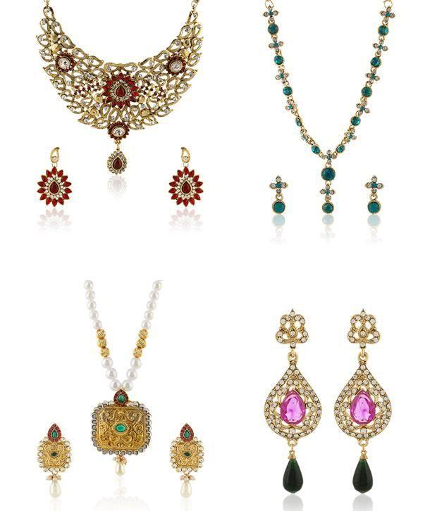 Sia Art Jewellery Festive Jewellery