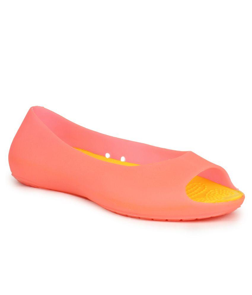 Do Bhai Pink Flat Flip Flops