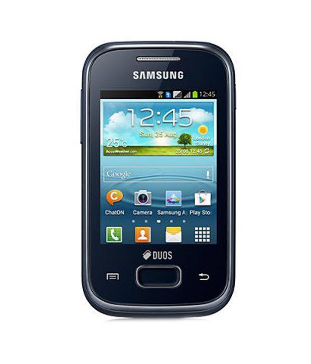 Samsung Gt-s5303 Galaxy Y Plus 4 Gb Black