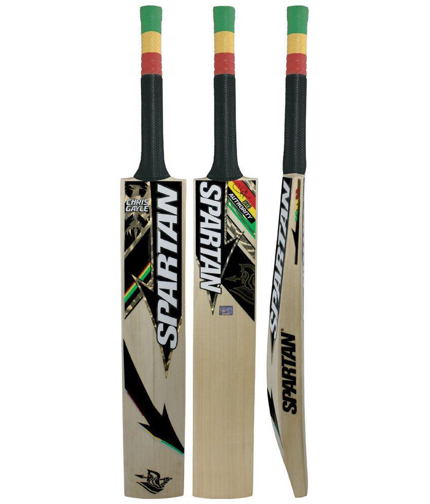 Spartan CG Authority English Willow Cricket Bat