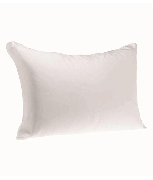 Jdx White Hollow Fibre Very Soft Pillow-40x64