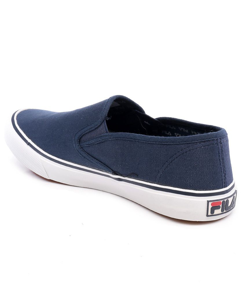Fila Shoes Navy Blue