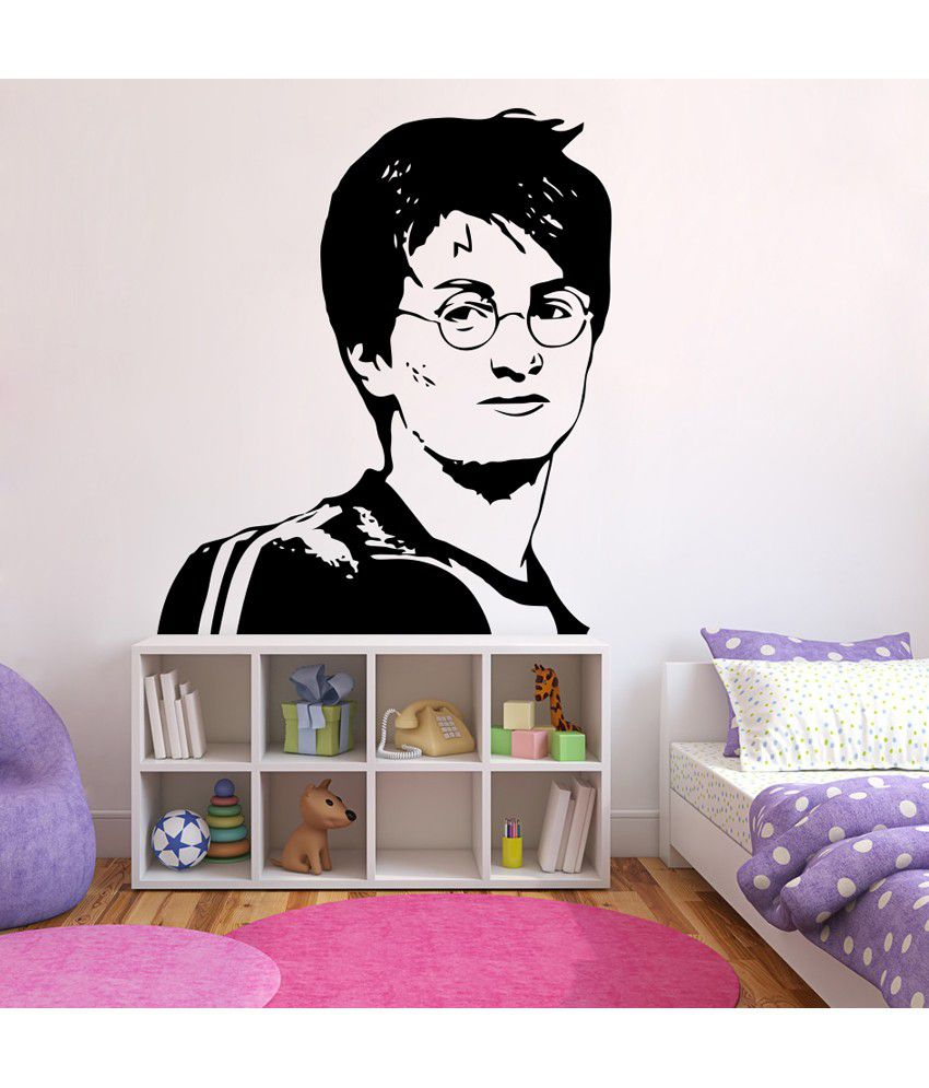 Decor Kafe Decal Style Harry Potter Wall Sticker ... Part 74
