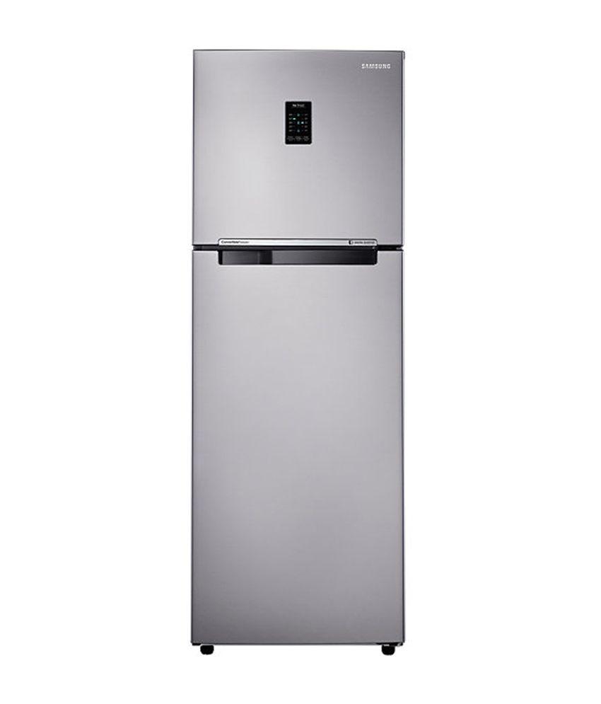 Samsung 321 Ltr RT33JSRYESA/TL Frost Free Refrigerator Metal Graphite