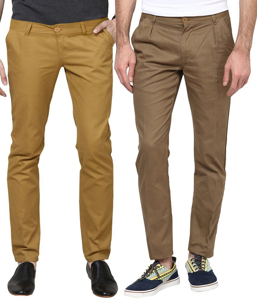Haute couture combo of enticing brown chinos buy haute for Haute couture cost