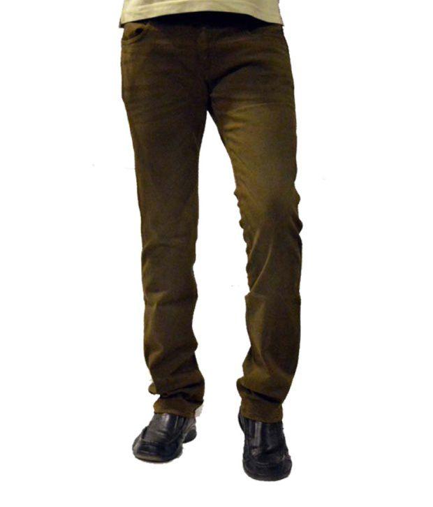 Wrangler Cotton Stretchable Denim Jeans
