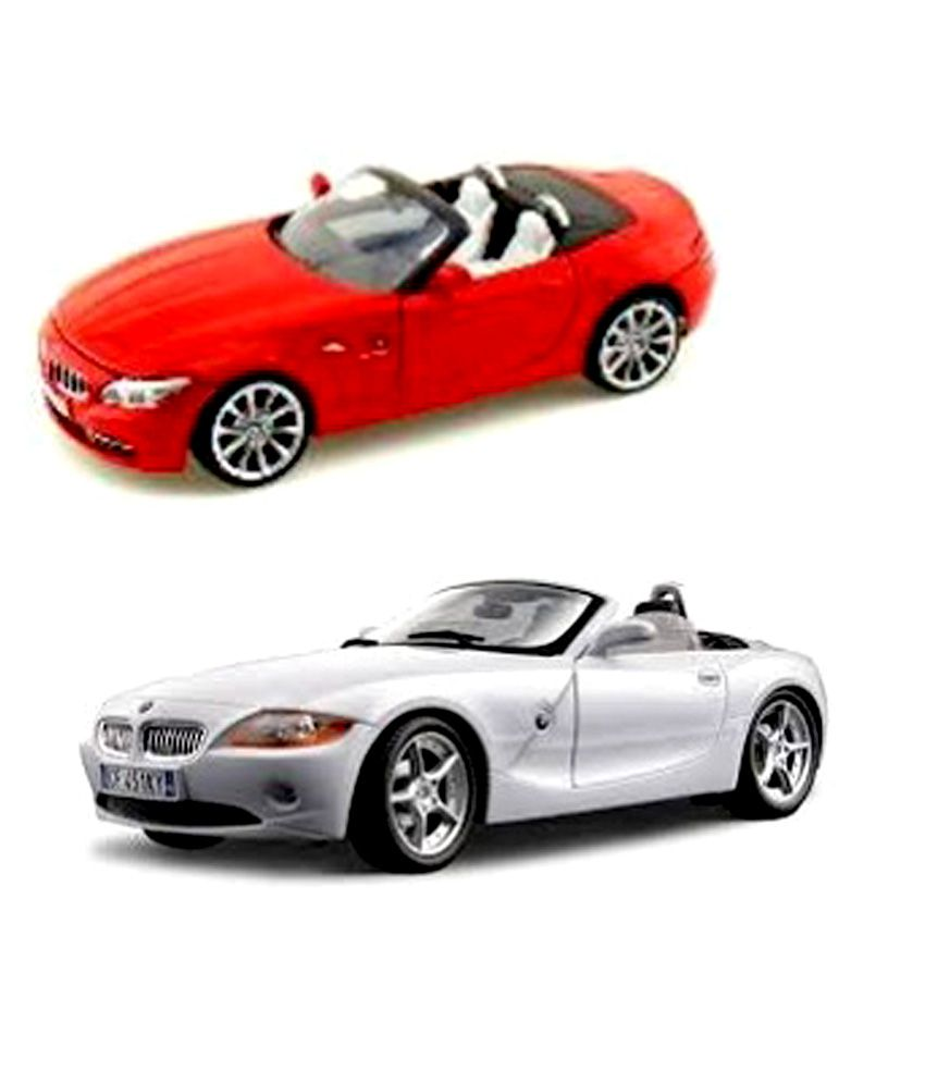 Bmw Z4 Used Cars: Kinsmart BMW Z4 Pull Back Cars