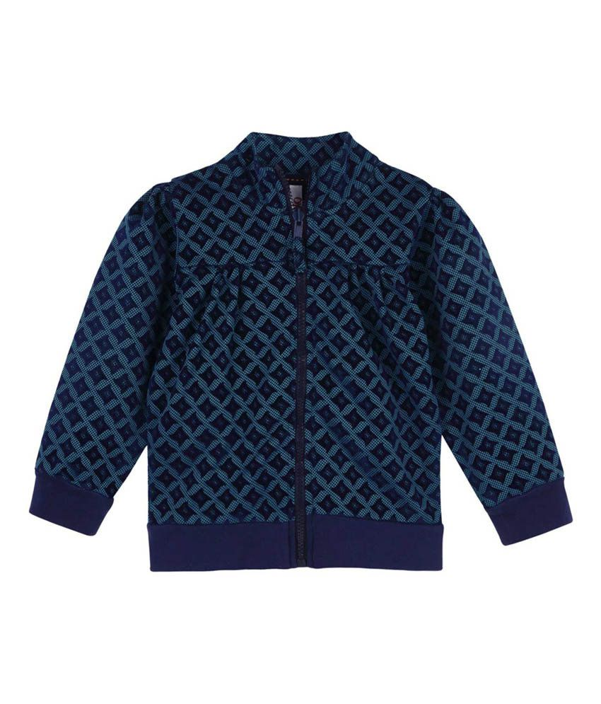 Oye Multicolorr Cotton Jacket