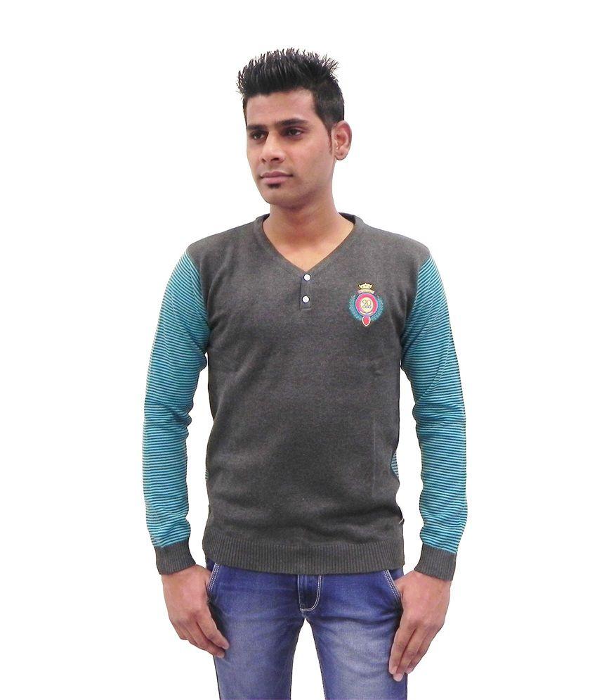 90one Multicolour Knitwear T-shirt