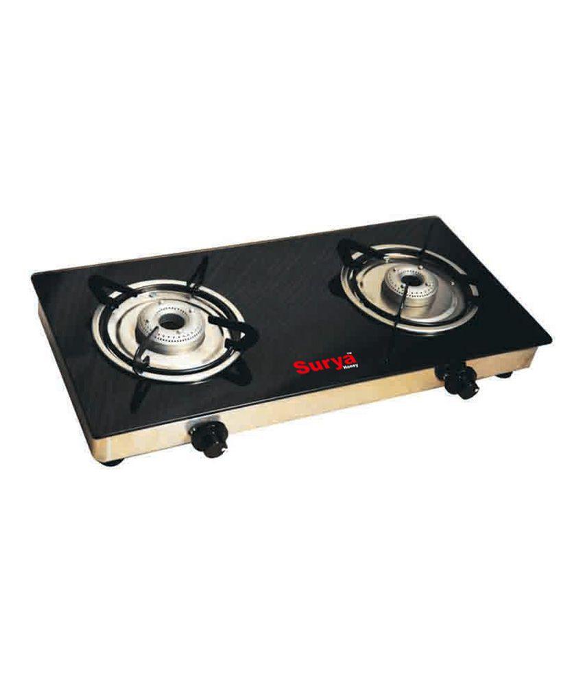 Surya-Honey-Gas-Cooktop-(2-Burner)