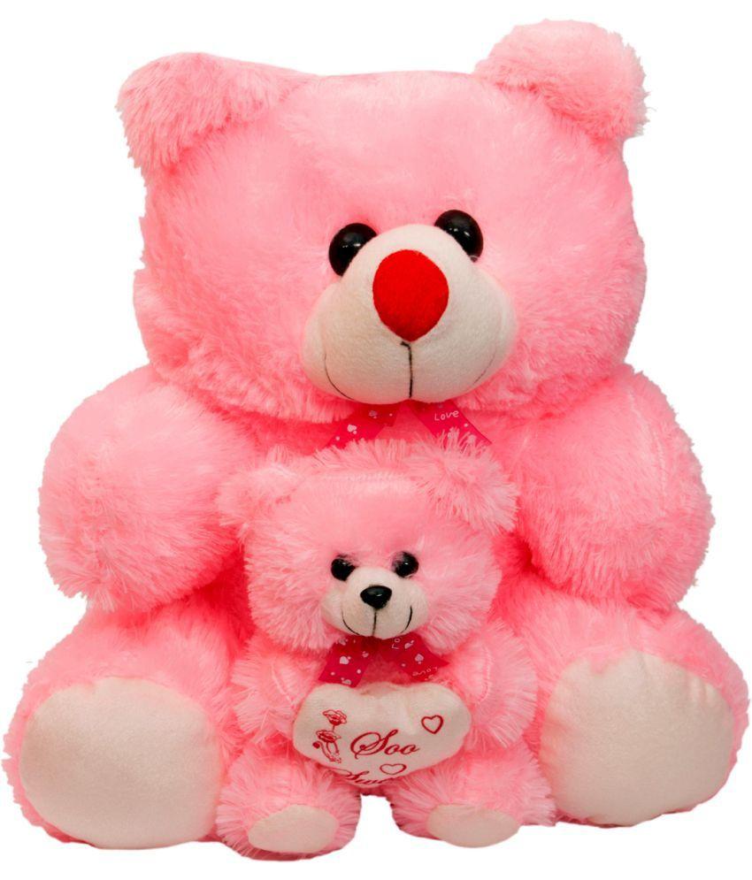 aarip pink pink teddy bears for girls 12 inches buy aarip pink