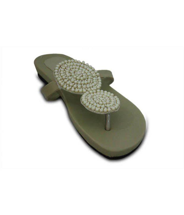 Casaplush Gray Laces Flat Slip-Ons