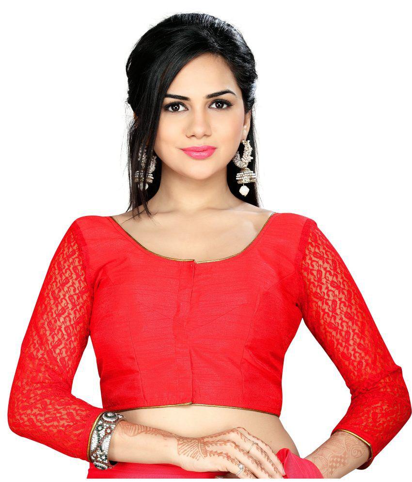 2f4ebb9b64 Studio Shringaar cotton blouses Blouses & Petticoats Prices in India ...