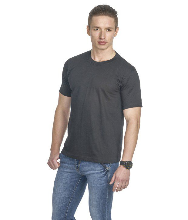 Fundoo-T Multi Cotton Round Neck Half T-Shirt
