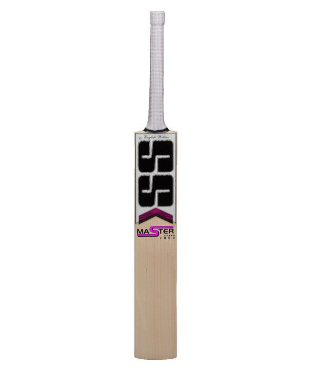 05d95226438 SS Master 7000 English Willow Cricket Bat  Buy Online at Best Price on  Snapdeal