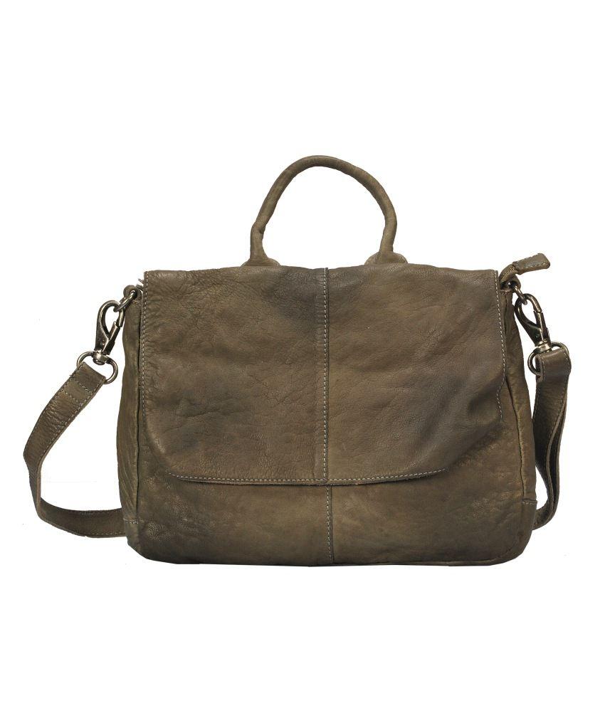 Vilenca Holland Women's Shoulder Bag Gray