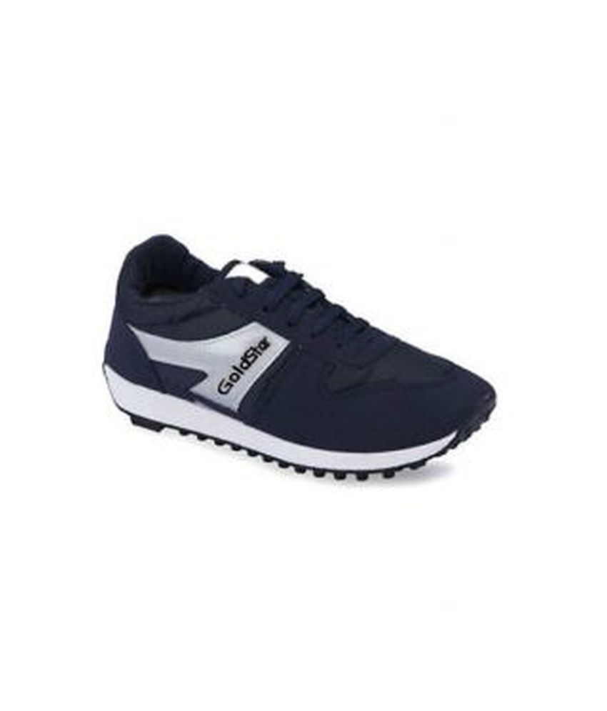 Leather Running Shoes India