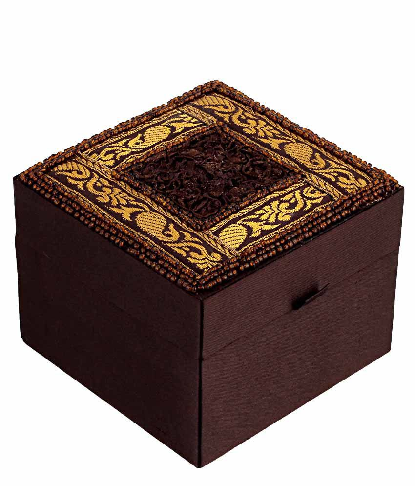 Fair Crafts Designer Jewellery Boxes For Women